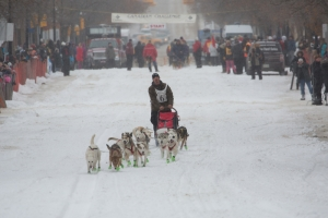 CANADIAN CHALLENGE INTERNATIONAL SLED DOG RACE 2015